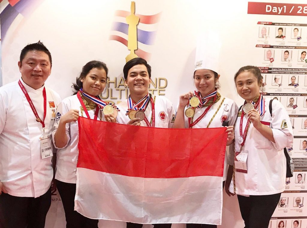 Thailand Ultimate Chef Challenge Competition 2019