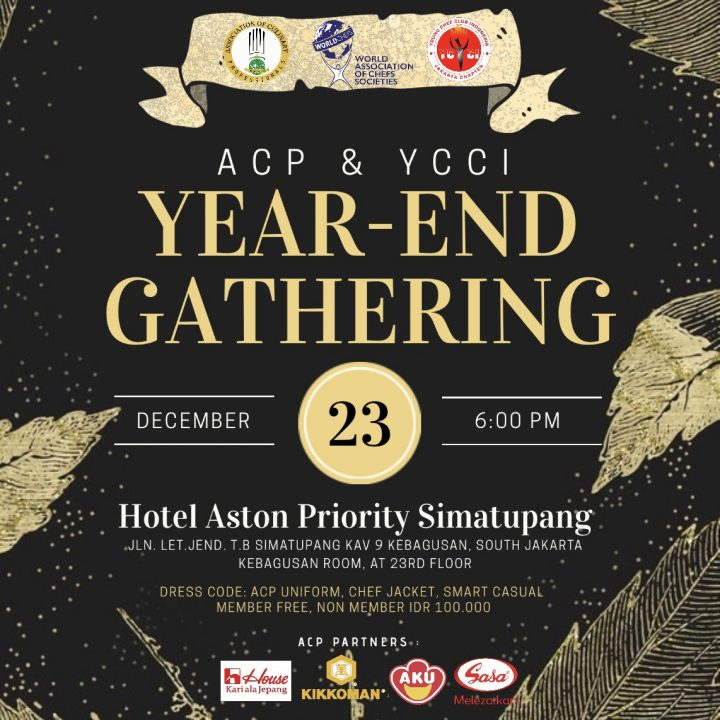 ACP Year-End Member Gathering 2019